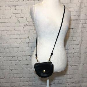 Coach Vintage Mini Saddle Bag Belt Crossbody